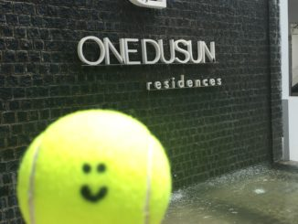 Tennis lessons in Singapore for One Dusun Residences email info@oncourtadvantage.com