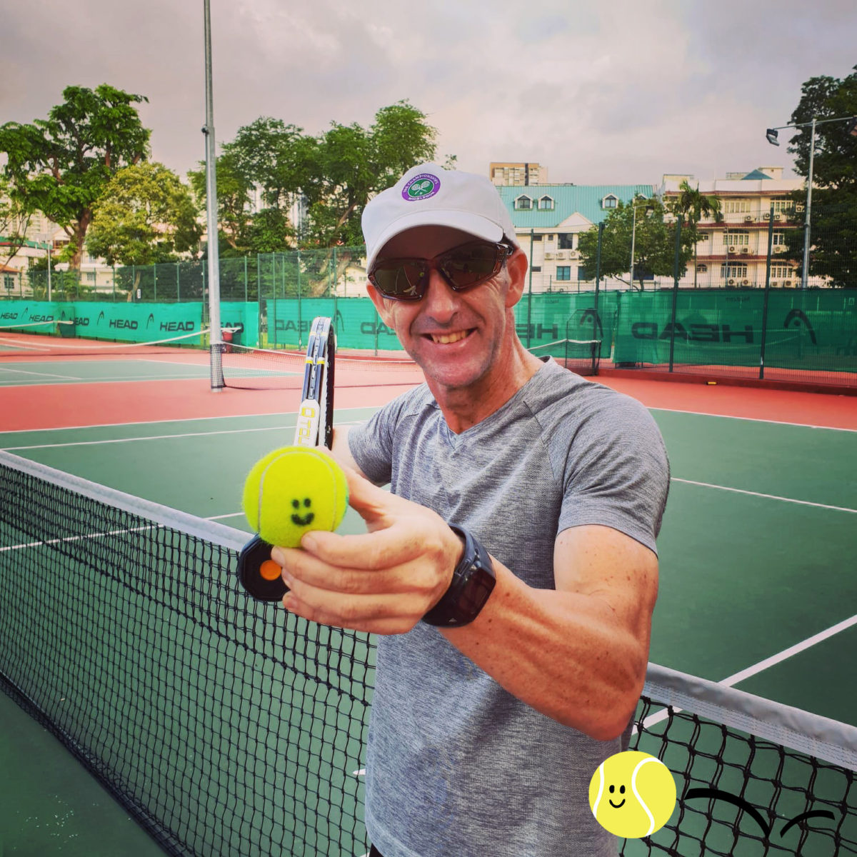 Home Singapore Tennis Lessons